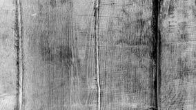 Texture en bois noire et blanche Photographie stock libre de droits
