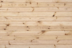 Texture en bois nue de planches Photographie stock