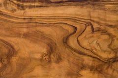 Texture en bois olive Image libre de droits