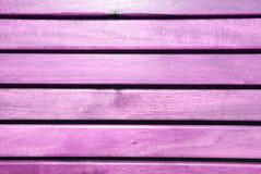 Texture en bois peinte Images libres de droits