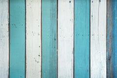 Texture en bois peinte par grunge Images stock
