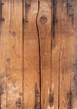 Texture en bois pour le fond Photos libres de droits