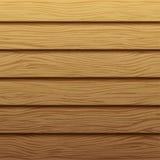 Texture en bois réaliste Fond des panneaux en bois Contexte en bois de vecteur Photographie stock