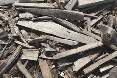 Texture en bois réutilisée Photo stock
