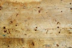 Texture en bois rayée Photos libres de droits