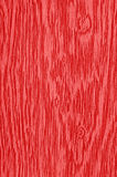 Texture en bois rouge photos stock