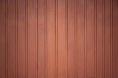 Texture en bois rouge Image stock
