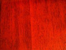 Texture en bois rouge foncé Photo stock