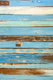 Texture en bois sale colorée photographie stock