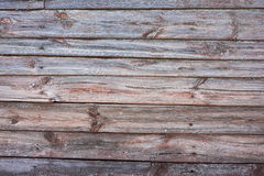 Texture en bois sale de planche Photo stock