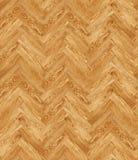 Texture en bois sans joint d'étage Photos libres de droits