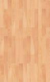 Texture en bois sans joint d'étage Photo stock