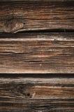 Texture en bois superficielle par les agents Image stock