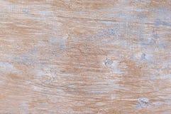 Texture en bois superficielle par les agents Photographie stock libre de droits