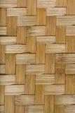 Texture en bois tissée Photo stock