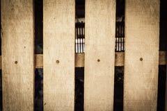 Texture en bois, ton de vintage Photo stock