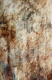 Texture en bois usée de panneau de découpage. Images libres de droits