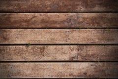 Texture en bois vieux panneaux de fond Images stock