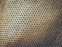 Texture en bronze d'écrou images libres de droits