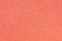 Texture en caoutchouc au sol rouge de couverture de voie courante photo libre de droits