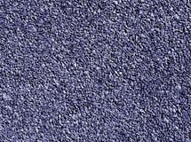 Texture en caoutchouc de coverinf de sport de couleur bleue image libre de droits