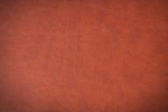 Texture en cuir de Brown. photographie stock