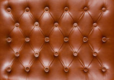 Texture en cuir de qualité Photos libres de droits