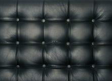 Texture en cuir de qualité Images libres de droits