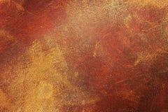 Texture en cuir de vintage Photographie stock
