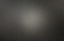 Texture en cuir noire Cuir noir de fond Image stock