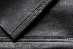 Texture en cuir - vêtement   image libre de droits
