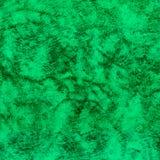 Texture en cuir verte de cru au backround Photo libre de droits