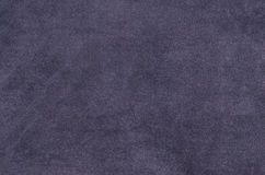 Texture en cuir violette Photos stock