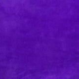 Texture en cuir violette Photo libre de droits