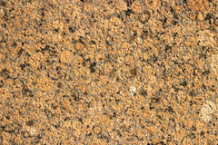 Texture en gros plan de granit dans la ville Images libres de droits