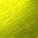 Texture en métal d'or de brosse de cheveux Photo stock