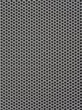 Texture en métal de Chrome Photo libre de droits