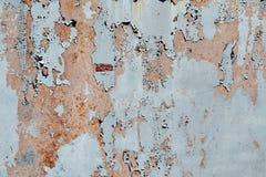 Texture en métal de vintage Image stock