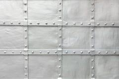 Texture en métal de vintage Image libre de droits