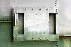 Texture en métal Images stock