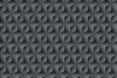 Texture en noir et anthracite illustration stock