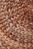 Texture en osier photographie stock
