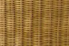 Texture en osier Image stock