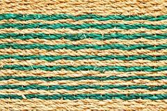 Texture en osier Photo libre de droits