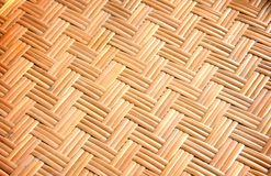 Texture en osier en bois photo stock