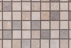 Texture en pierre décorative de tuiles de mosaïque pour la décoration de mur, matériaux de finition modernes photos libres de droits