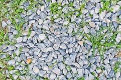 Texture en pierre d'étage Photographie stock