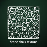 Texture en pierre de craie Photos stock