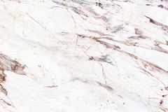 Texture en pierre de marbre légère grise Photos stock