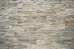 Texture en pierre de mur de tuile de granit naturel images libres de droits